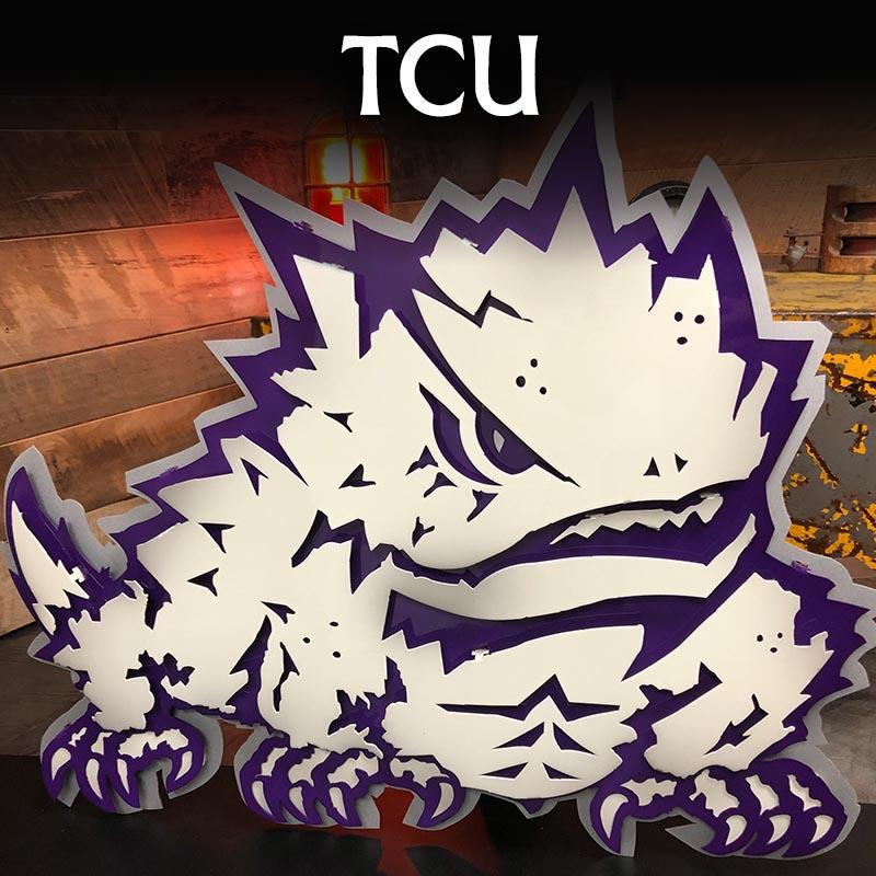 TCU Texas Christian University