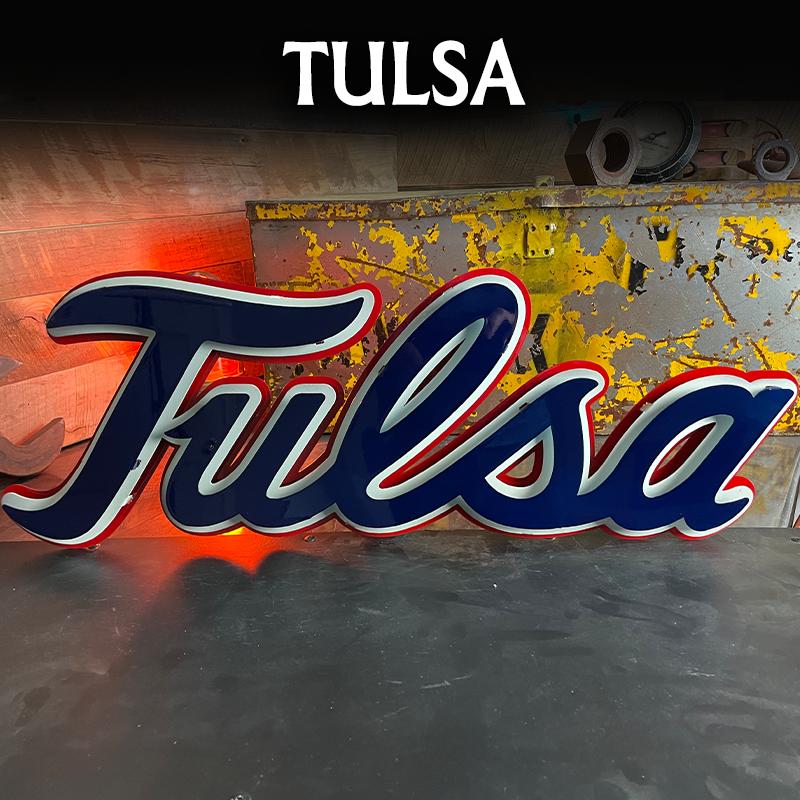 University of Tulsa Golden Hurricanes