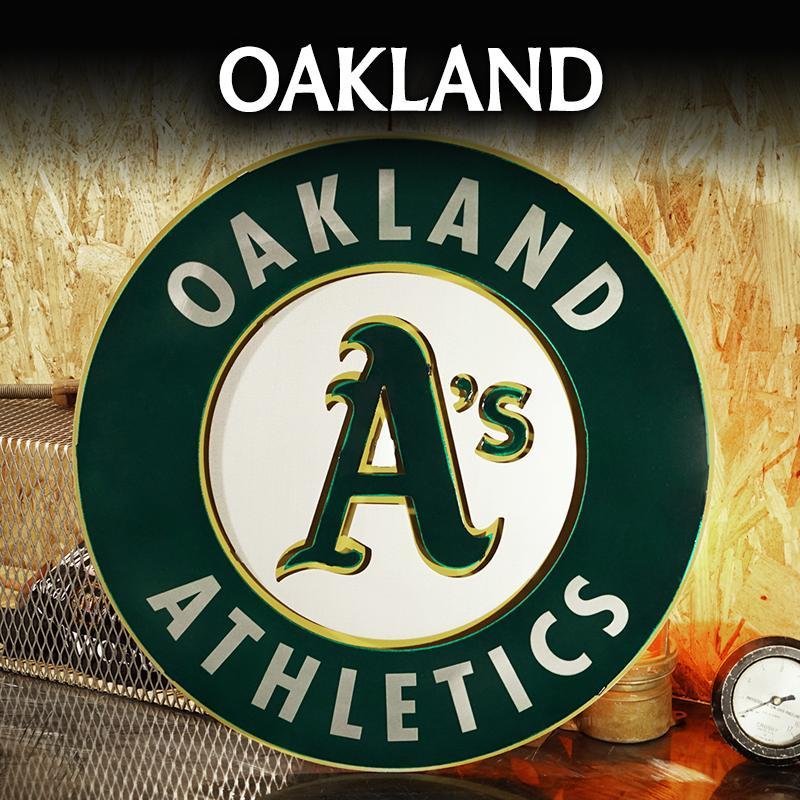 MLB Oakland A's